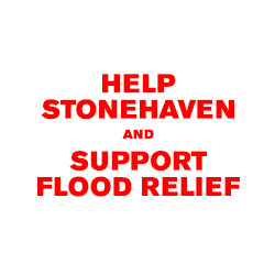Help Stonehaven and Support Flood Relief