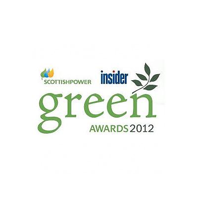 Best Green Small Company Winner 2012