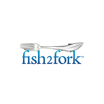 Fish2Fork Awarded 4.5 Blue Fish