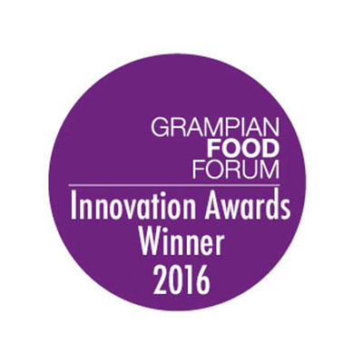 Grampian Food Forum Innovation Awards Winner 2016