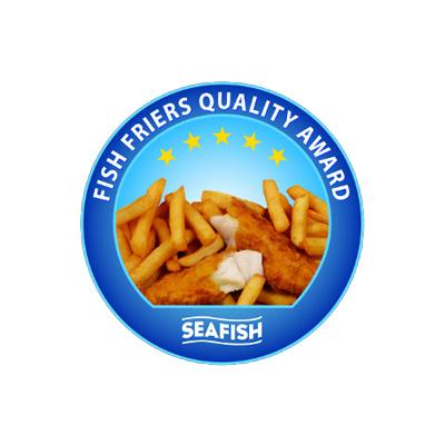 Seafish Quality award 2006, 2007, 2008