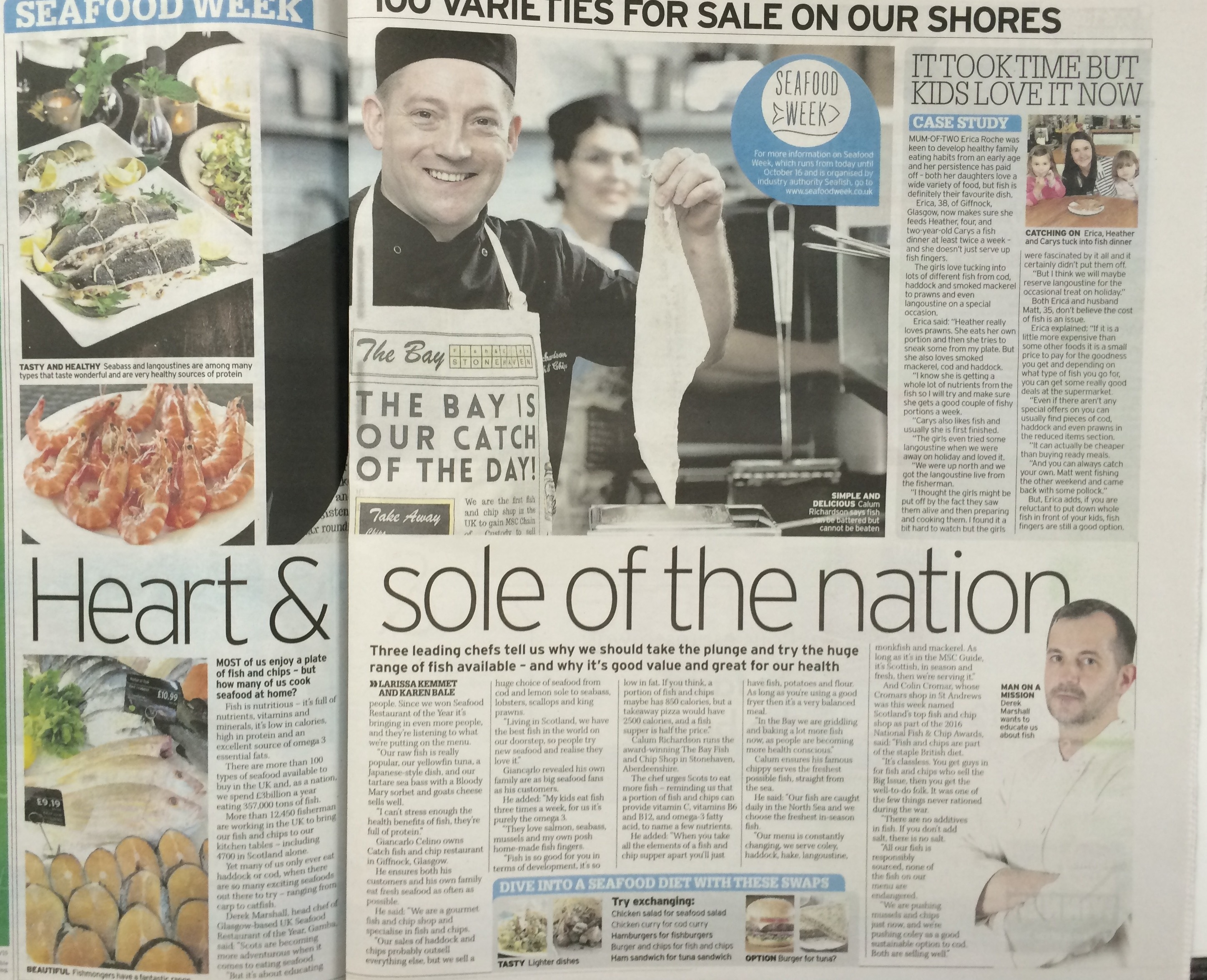 Daily Record - Heart & Sole of the Nation