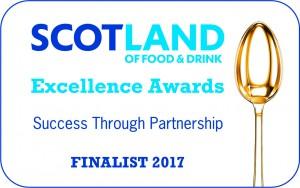 Scotland of Food & Drink Winner 2018