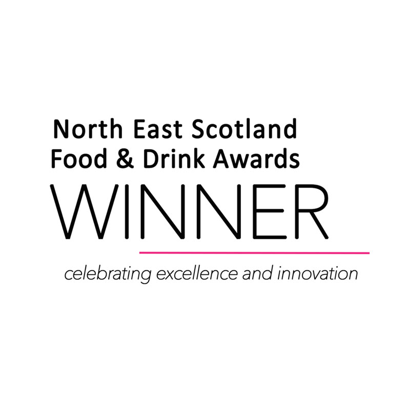 North East Scotland Food & Drink Awards 2017 - Best New Foodservice Product