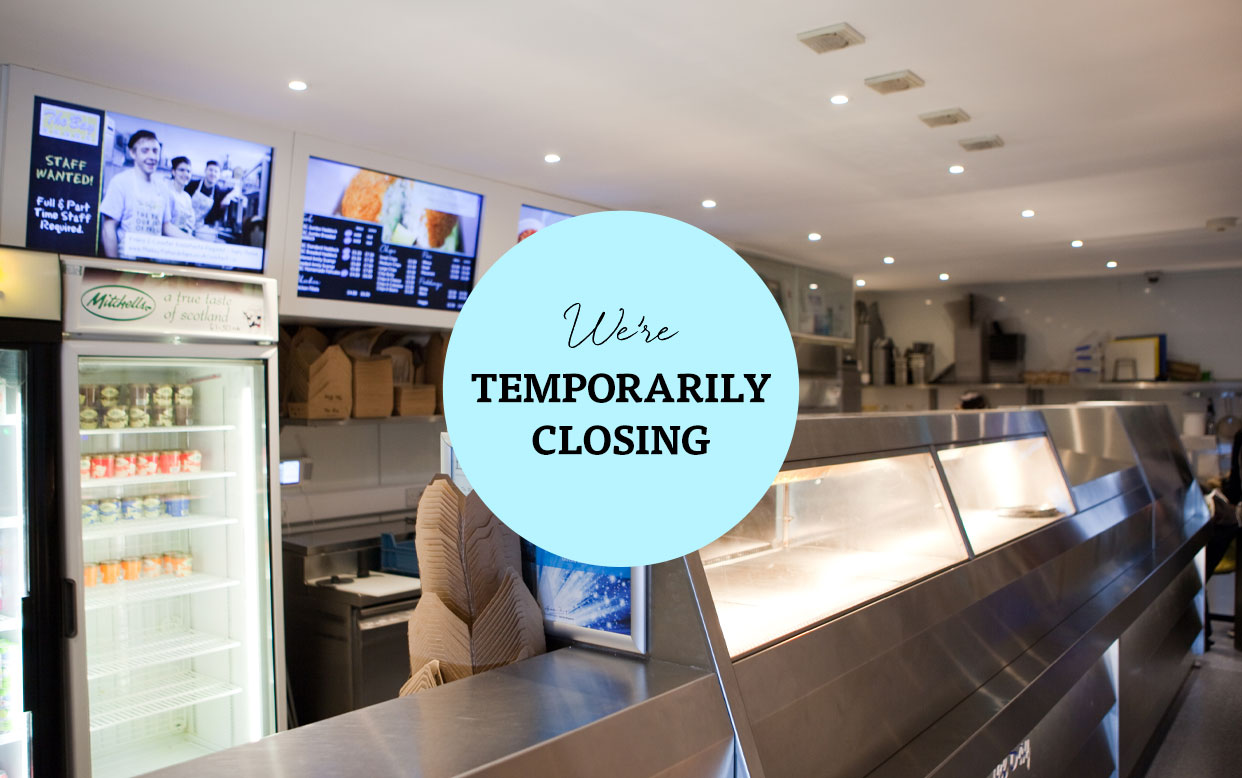 Why we are refurbishing The Bay Fish and Chips