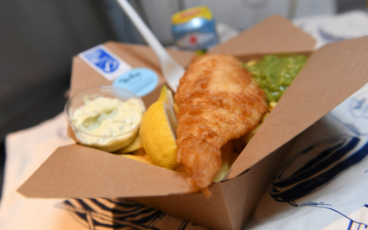 The Bay Fish & Chips recipe reported in The Courier