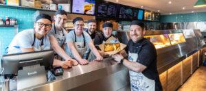 Food service employee training