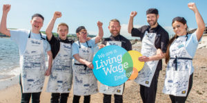 the bay living wage employer
